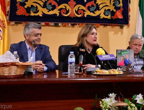Modesto Barragán presenta en Ubrique el libro «20 años ADisfrutarlo»