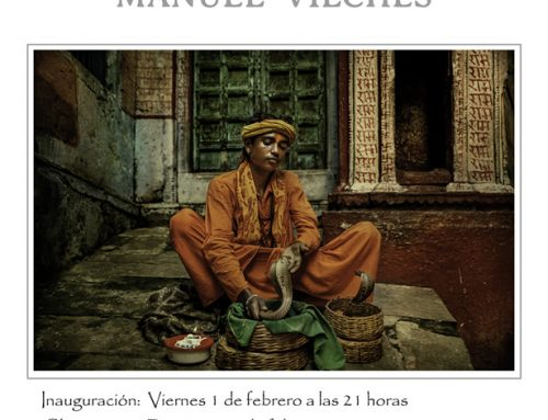 Exposición fotográfica de Manuel Vilches, Increible India