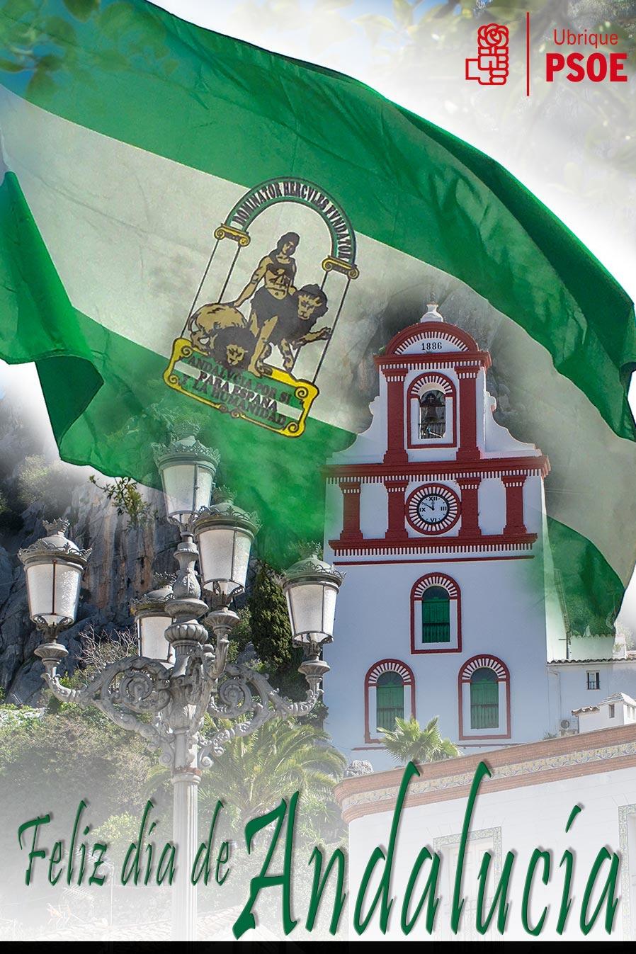 Postal Día de Andalucía