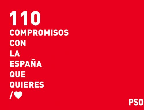 110 compromisos con la España que quieres