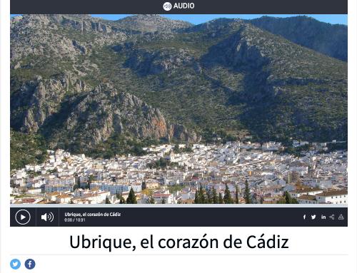 Ubrique, el corazón de Cádiz