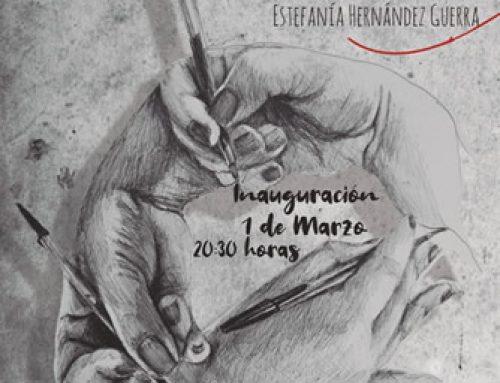 «Entrelíneas» la exposición de retratos de Estefanía Hernández Guerra abre sus puertas esta tarde