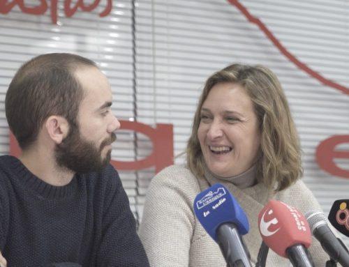 Rueda de Prensa de Isabel Gómez y Alejandro Sañudo