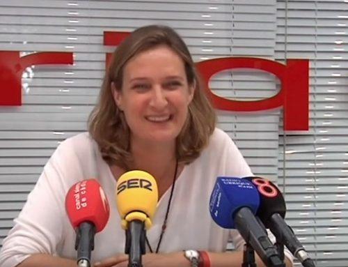 Isabel Gómez ha querido agradecer la participación de sus vecinos en estos comicios municipales