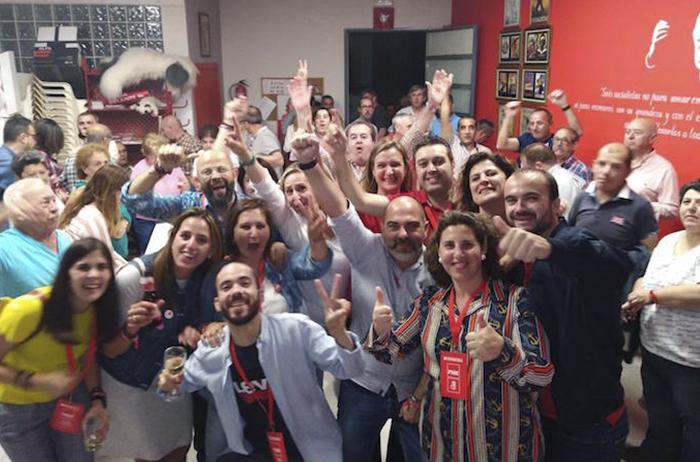 Resultados de las Elecciones Municipales 26M 2019 en Ubrique