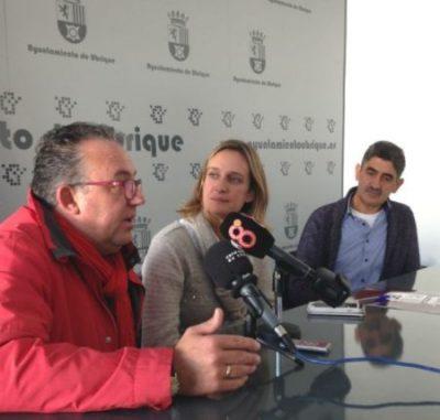 Los alcaldes de Ubrique, Cortes y Gaucín