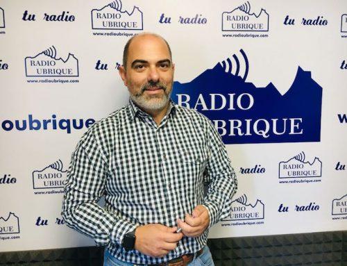 Manuel Ángel Chacón afrontará con responsabilidad y gratitud su andadura en la Diputación Provincial de Cádiz, «orgulloso de representar a Ubrique»