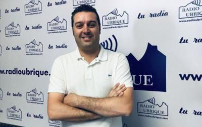 José Manuel Fernández Rivera en Radio Ubrique, Eventos Verano 19