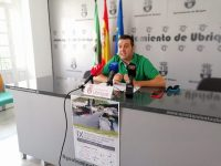 José Manuel Fernández Rivera, presentación IX Concurso Pintura Ubrique