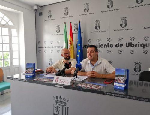 Rueda de prensa: la Concejalía de Turismo del Ayuntamiento de Ubrique seguirá apostando por la promoción turística