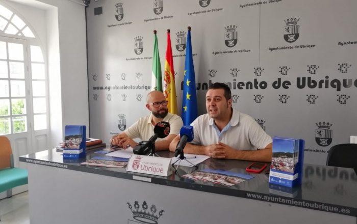 La Concejalía de Turismo del Ayuntamiento de Ubrique seguirá apostando por la promoción turística