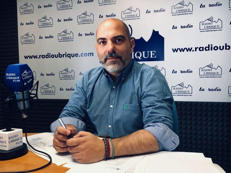 Manuel Ángel Chacón da a conocer la labor que desempeñará en el gobierno de la Diputación de Cádiz, como responsable del Área de Desarrollo Local