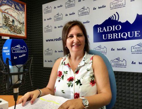 Nuestra compañera Remedios Trujillose estrena como concejala en el Ayuntamiento de Ubrique con responsabilidades de gobierno