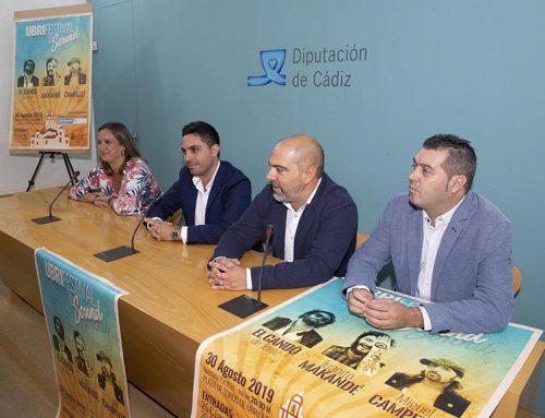 El Canijo de Jerez, Juanito Makandé y Miguel Campello se reúnen en una de las grandes citas musicales del verano en Ubrique