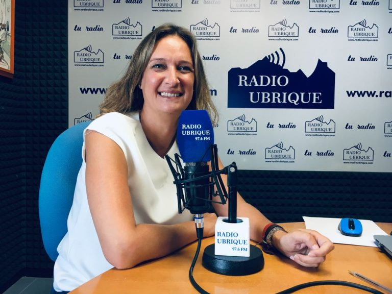 Isabel Gómez afronta su segunda legislatura en la Alcaldía de Ubrique con el objetivo de «culminar los avances ya iniciados»