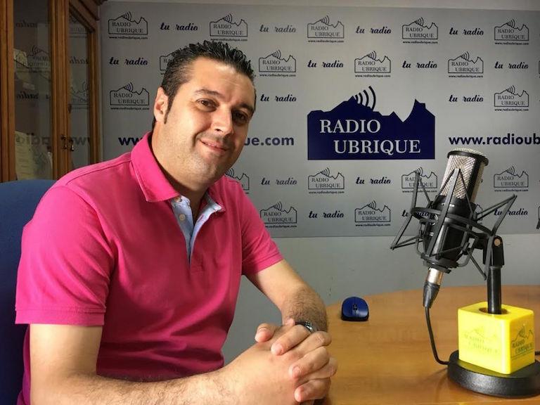 Jose Manuel Fernández Rivera en Radio Ubrique 060819