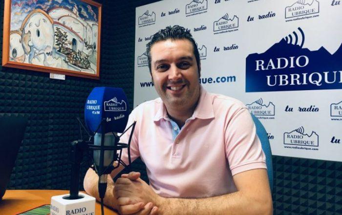 Jose Manuel Fernández Rivera Feria y Fiestas Ubrique 2019