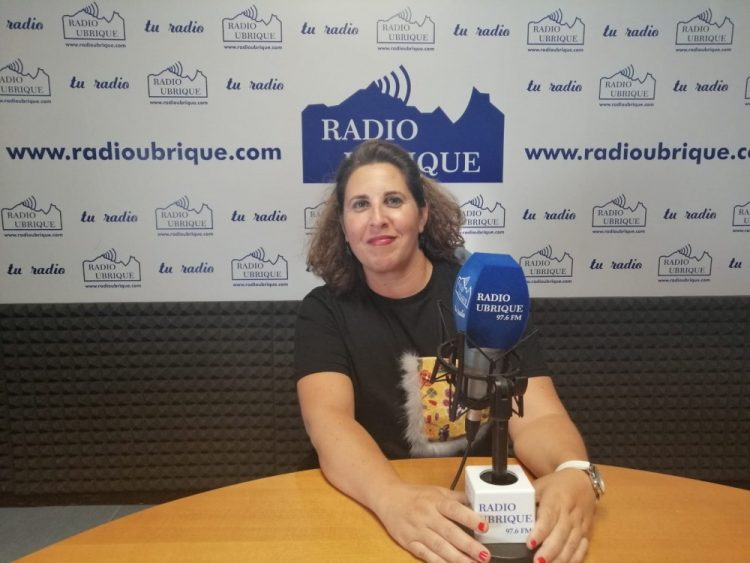 Virginia Bazán entrevista Radio Ubrique 26092019