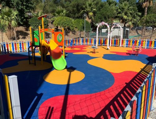 Los parques infantiles en Mirasierra y Andalucía, junto con la plaza Tierno Galván y las aún en obras, terrazas de Ministro Fernández Ordóñez, nuevas zonas de esparcimiento local