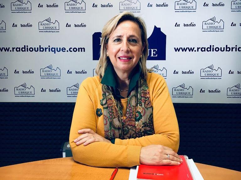 proyecto impulsado por la delegación de Educación del Ayuntamiento de Ubrique «Árboles de los deseos»