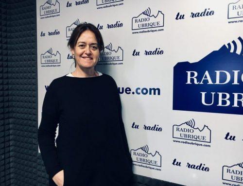Trinidad Jaén explica en La Mañana la necesidad de la RPT en el Ayuntamiento de Ubrique y su función
