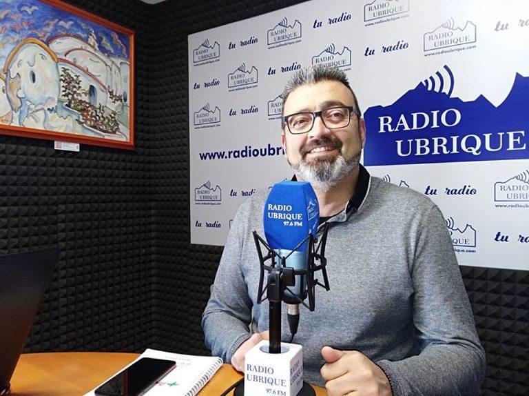 Jorge Chacón secretario de Política Municipal de la Ejecutiva del PSOE de Ubrique
