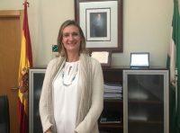 Isabel Gómez Alcaldesa de Ubrique