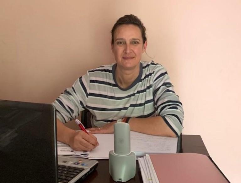 Isabel Gómez Teletrabajo