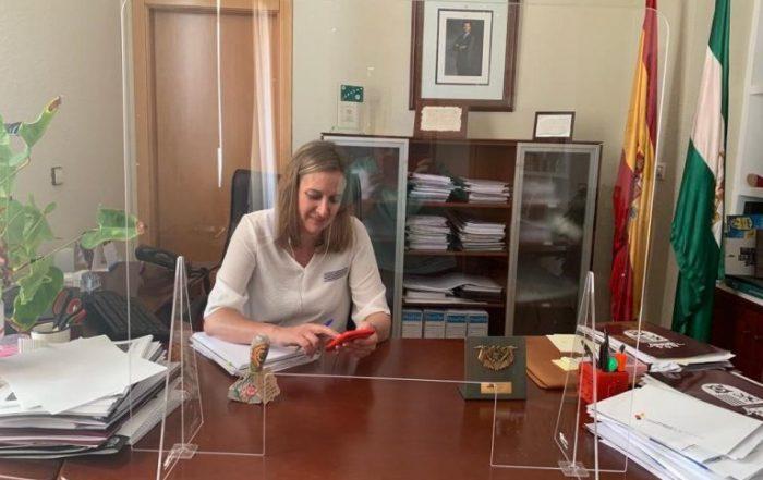 La Iniciativa AIRE de la Junta destina a Ubrique 432 mil euros para contrataciones