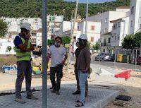 La próxima semana se abrirá a la circulación el nuevo vial de Juan Carlos I