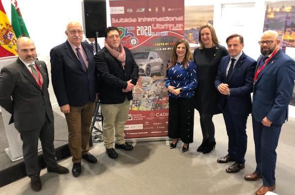La Subida Ubrique presenta su XXV edición en Fitur como embajadora del turismo deportivo provincial