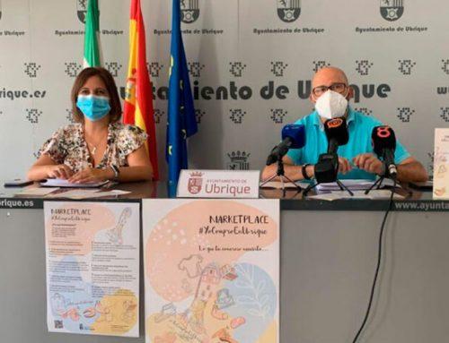 Ubrique tendrá un centro comercial virtual en apoyo al comercio local